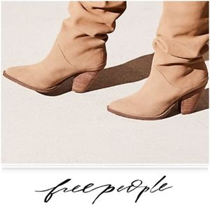 Free People Shoes - Jane and the Shoe x Free People Slouchy Boots